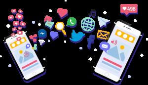 Social media PromoBox service